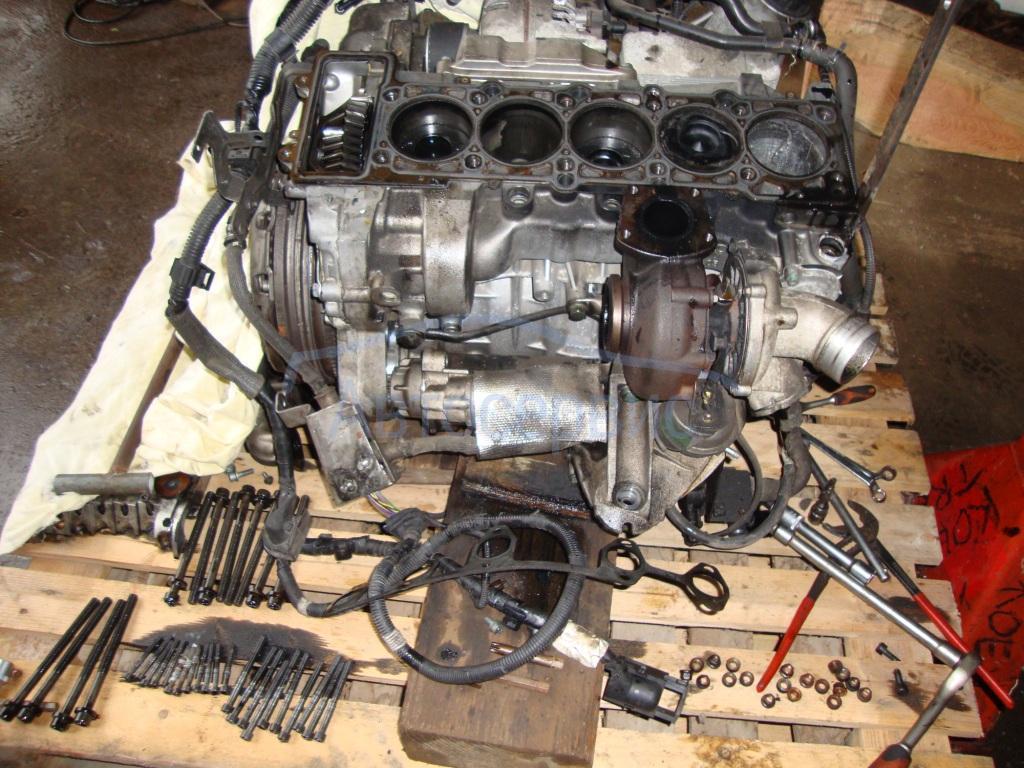 Ремонт двигателя поло седан 16