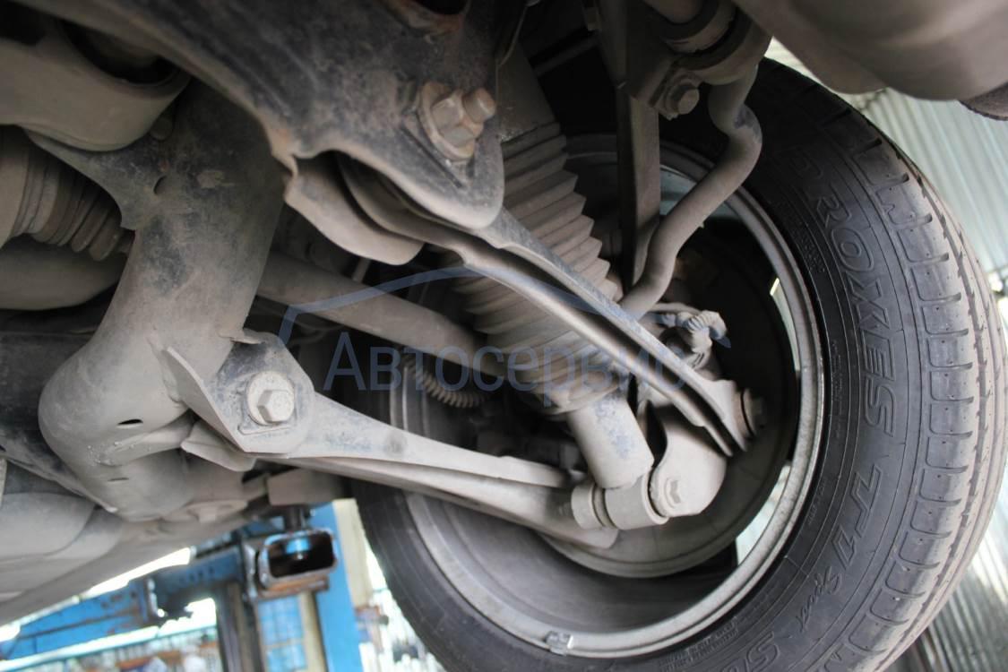 Замена рычагов подвески volkswagen touareg 1 Замена ремня и роликов ГРМ corolla